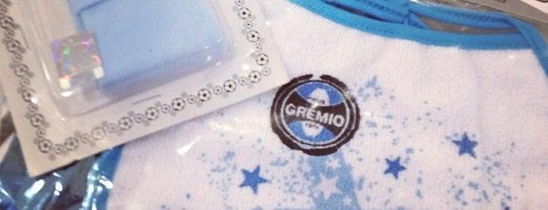 Grêmio Mania is one of สถานที่ที่ J. ถูกใจ.