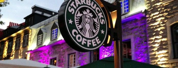 Starbucks is one of Lugares favoritos de Barry.