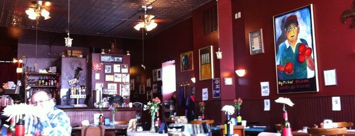 Augusta Restaurant is one of Tempat yang Disimpan Kate.
