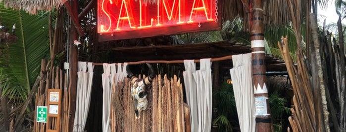 Salma is one of 🇲🇽 Tulum & Holbox | Hotspots.