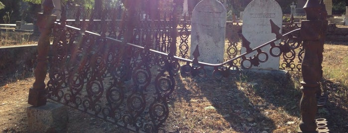 Pine Grove Cemetery is one of Nevada City/Grass Valley.