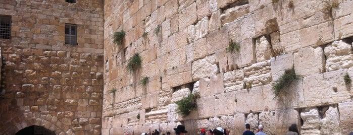 Muro de las Lamentaciones is one of Sitios Internacionales.