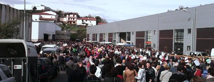 Polígono Industrial de Itziar is one of Sitios que yo he añadido a Fourquare.