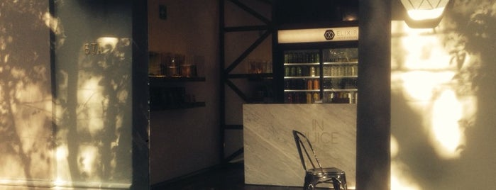 Elixir Juice House Condesa is one of Cosas que hacer.
