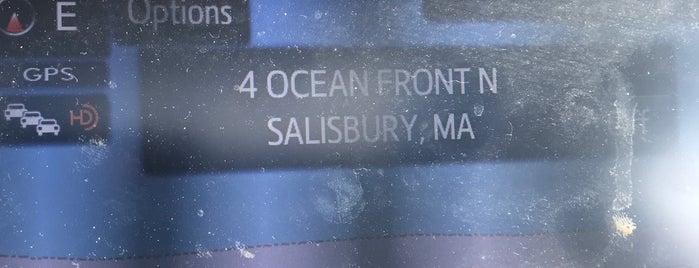 The Pavilion at Salisbury Beach is one of Massachusetts.