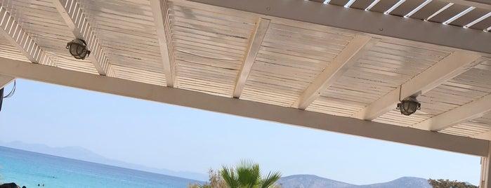Fanos Seaside Bar is one of Stavria'nın Beğendiği Mekanlar.