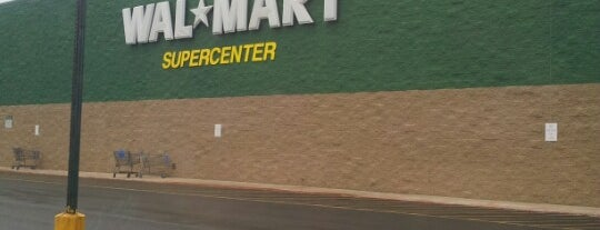 Walmart Supercenter is one of Places I have gone.