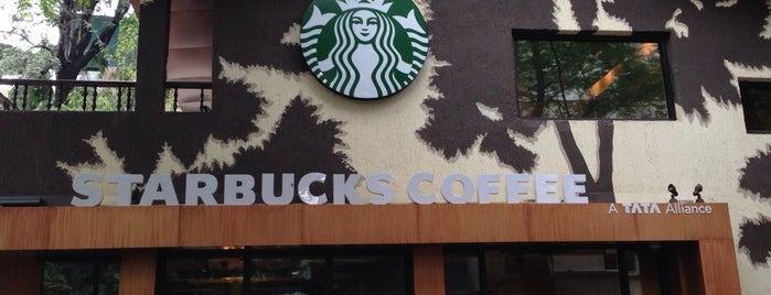 Starbucks Coffee: A Tata Alliance is one of Cafés.