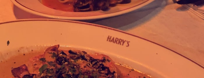 Harry's Bar is one of London.