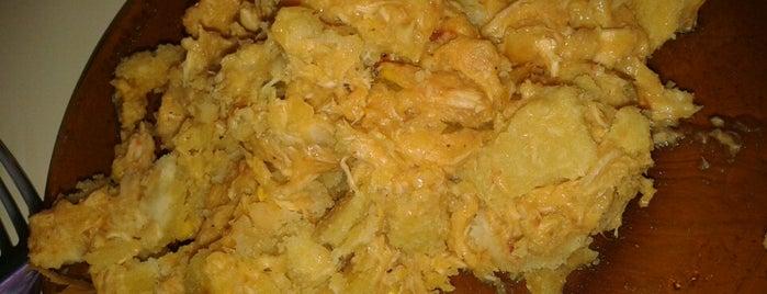 Aquarius Gastronomia is one of CWB - As Melhores Coxinhas.