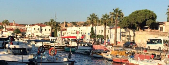 Papalina Balık Evi is one of Lugares favoritos de Orkun.