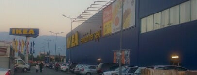 IKEA is one of Bursa- Silkworm List1.