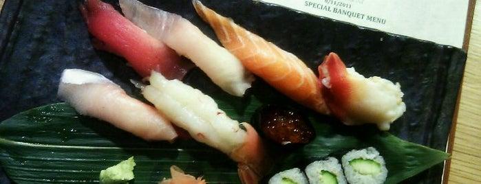 Komeyui is one of Sushi.