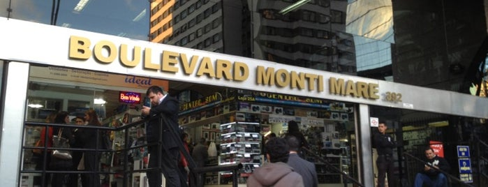 Boulevard Monti Mare is one of Lugares favoritos de Carol.