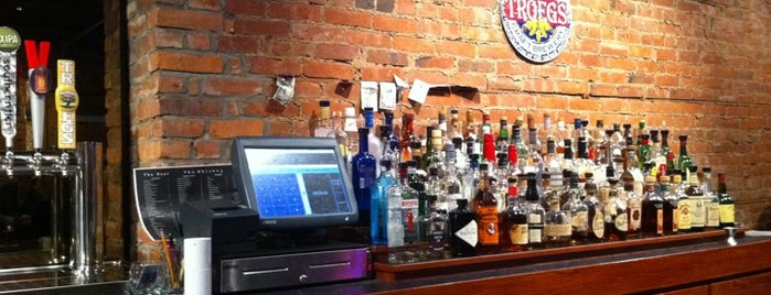 XYZ the Tavern is one of Taste of Cleveland.