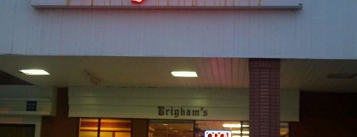 Brighams Ice Cream is one of Local Spots to Checkout.