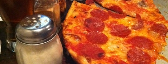 Denino's Pizzeria Tavern is one of Pizza-To-Do List.