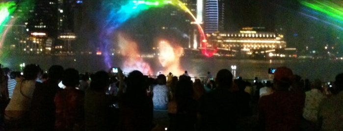 Spectra (Light & Water Show) is one of Singapore Favorites!.
