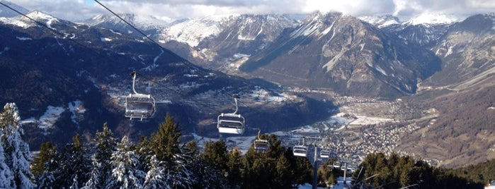 Ski Area Bormio is one of Best Ski Areas.