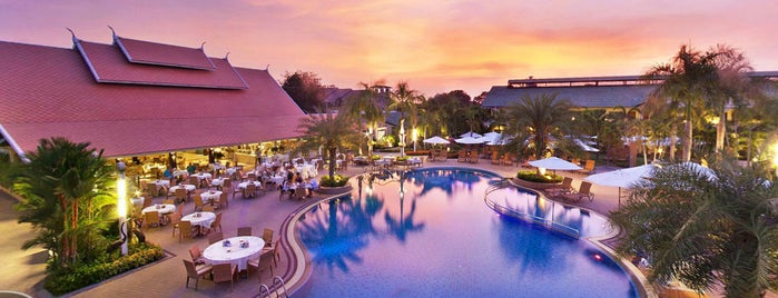 Thai Garden Resort is one of (Temp) My Thailand.