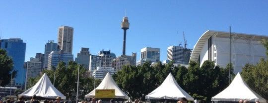 Pyrmont Growers Market is one of Australia.