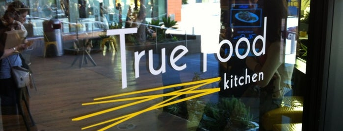 True Food Kitchen is one of SoCal.