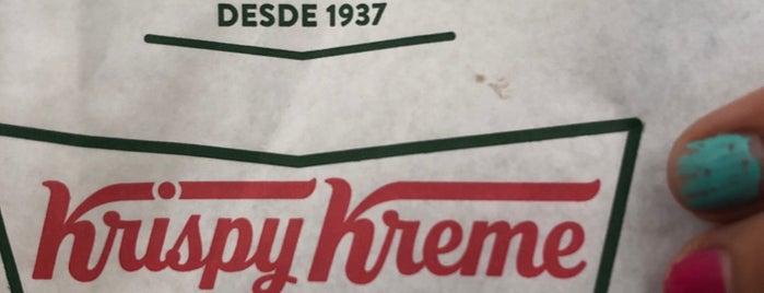 Krispy Kreme is one of Luis'in Beğendiği Mekanlar.