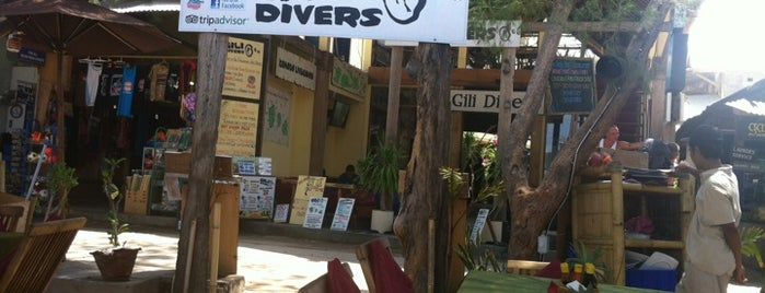 Gili Divers is one of Orte, die Анна gefallen.