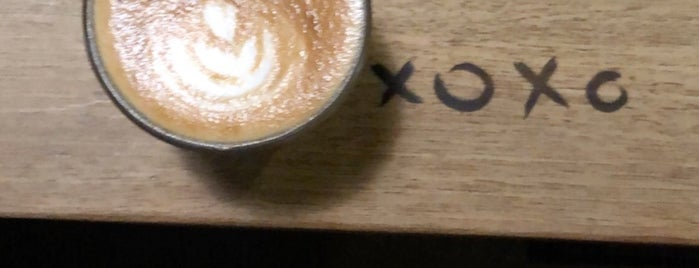 XOXO Cafe and Roastery is one of Almadinah, SA.