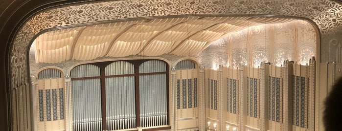 The Cleveland Orchestra is one of CBS Sunday Morning 2.