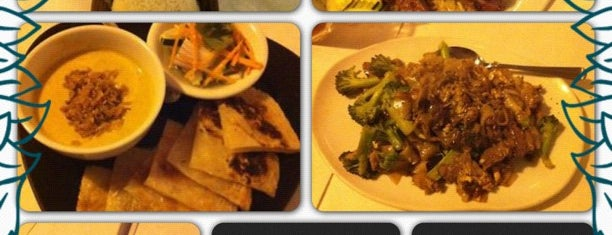 Be My Guest Thai Bistro is one of Favorite Food.