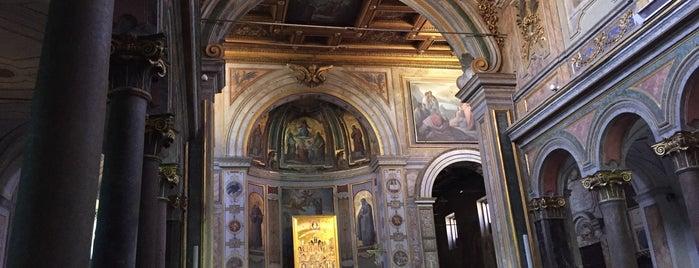 Chiesa dei Santi Bartolomeo e Alessandro dei Bergamaschi is one of Rome / Roma.