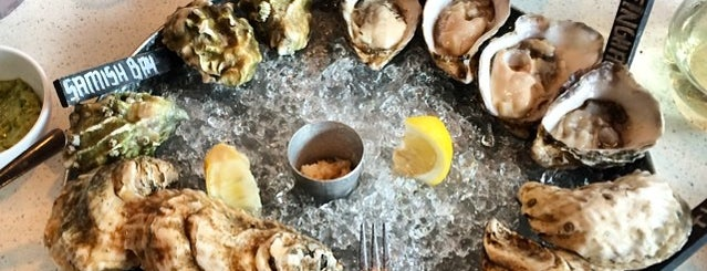 Oyster Cafe of New York is one of a night out in Astoria...