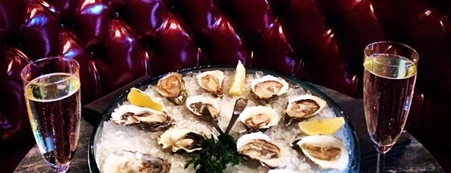 Virgola is one of Oyster Happy Hour.
