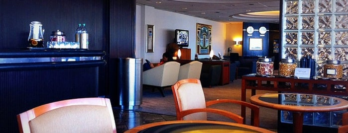 Delta Sky Club is one of Hotels & Destinations.