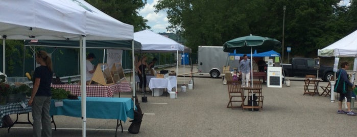 Croton Farmers' Market is one of Upstate.
