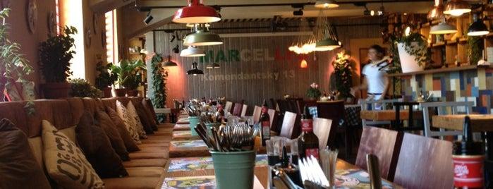 Марчелли's is one of Бизнес-ланчи.
