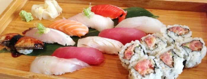 Linn Japanese Restaurant is one of Astoria favorites.