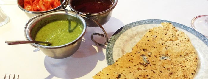 Ajanta Indian Restaurant is one of New York II!.