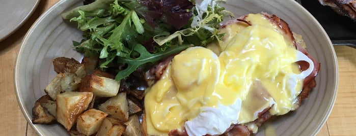 Terrain Garden Café is one of Where to Brunch in Every State.