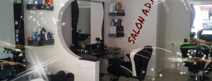 Salon A.D.M is one of Lieux qui ont plu à TC Ertuğrul.