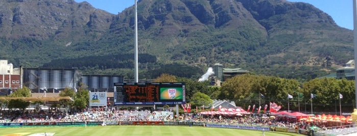 PPC Newlands Cricket Ground is one of Holiday Destinations 🗺.