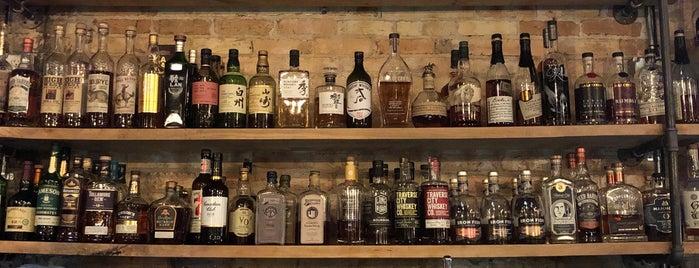 One Bourbon is one of Locais salvos de Joey.