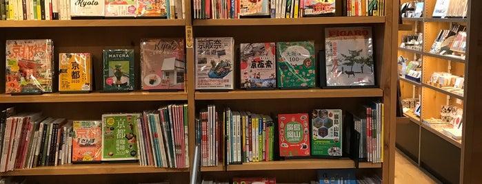 蔦屋書店 is one of Taiwan.