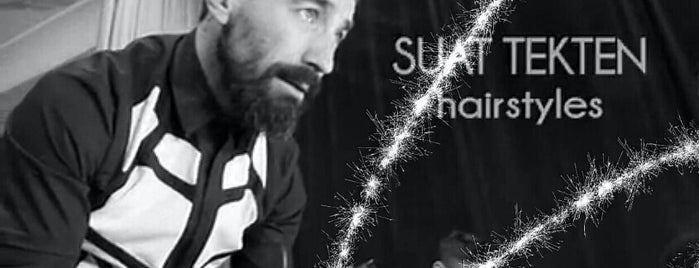 Suat Tekten Hair Stylist is one of Melis'in Beğendiği Mekanlar.