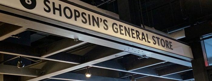 Shopsin's is one of Locais salvos de Tim.