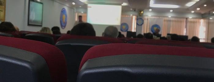 Alasehir Ticaret ve Sanayi Odasi is one of themaraton.