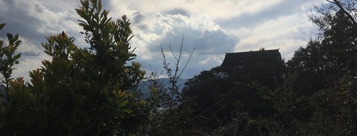 日峯神社 is one of 日本夜景遺産.