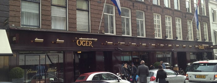 Oger is one of Amsterdam, The Netherlands.