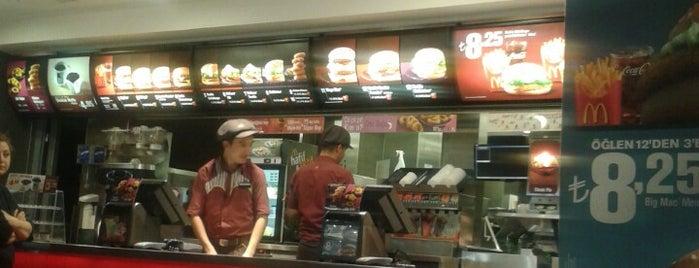 McDonald's is one of Best.
